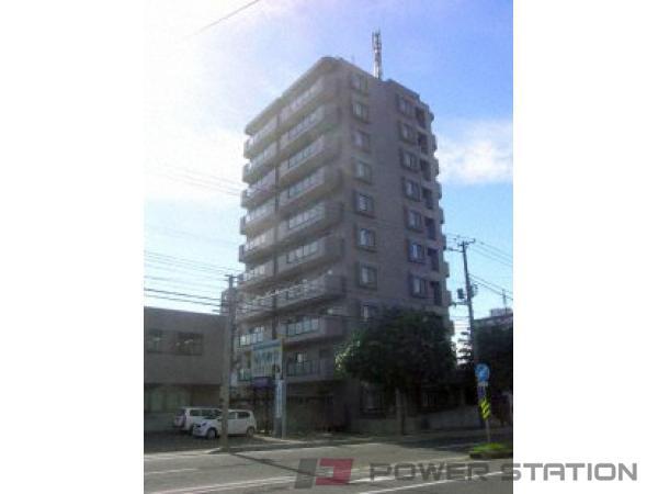札幌市東区北20条東15丁目0賃貸マンション外観写真