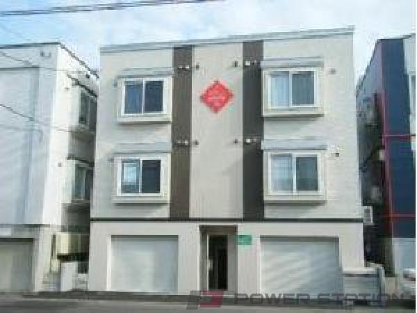 札幌市東区北34条東17丁目1賃貸アパート外観写真