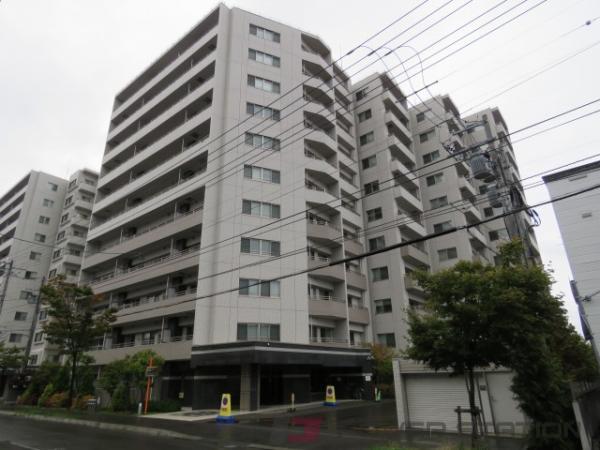 札幌市東区北26条東16丁目1分譲リースマンション外観写真