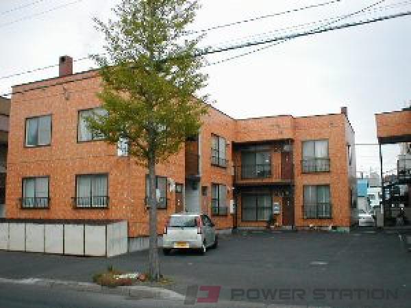 札幌市東区北20条東18丁目1賃貸アパート外観写真