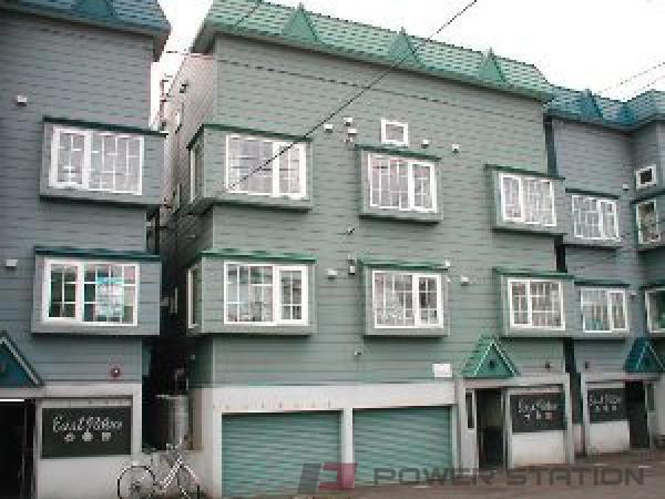 札幌市東区北19条東19丁目0賃貸アパート外観写真