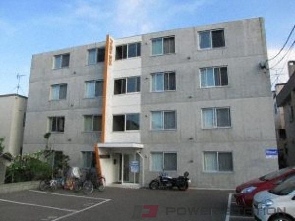 札幌市東区北36条東1丁目1賃貸マンション外観写真