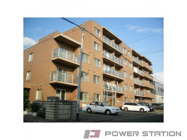 札幌市東区北19条東21丁目0賃貸マンション外観写真