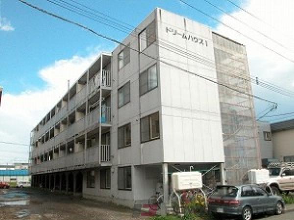 札幌市東区伏古4条2丁目0賃貸マンション外観写真