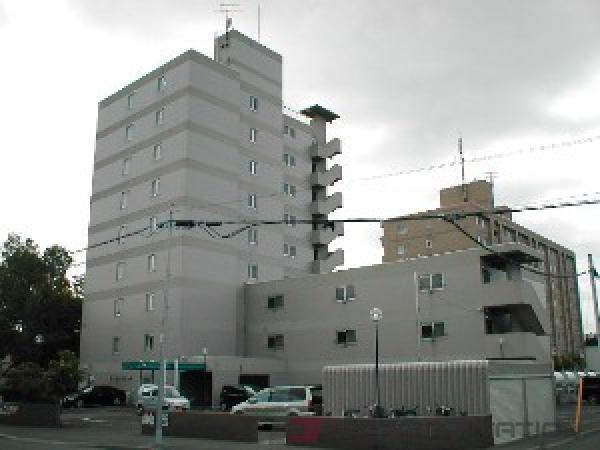 札幌市東区北21条東23丁目1賃貸マンション外観写真