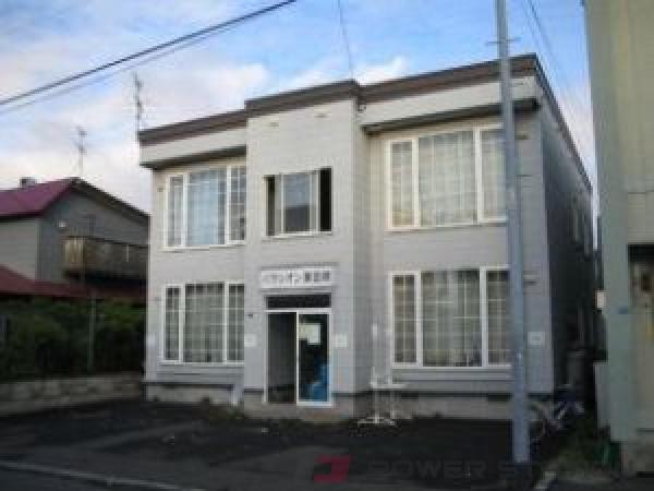 札幌市東区東苗穂3条1丁目0賃貸アパート外観写真