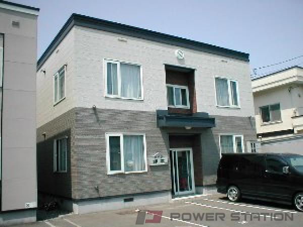 札幌市東区東苗穂4条1丁目0賃貸アパート外観写真
