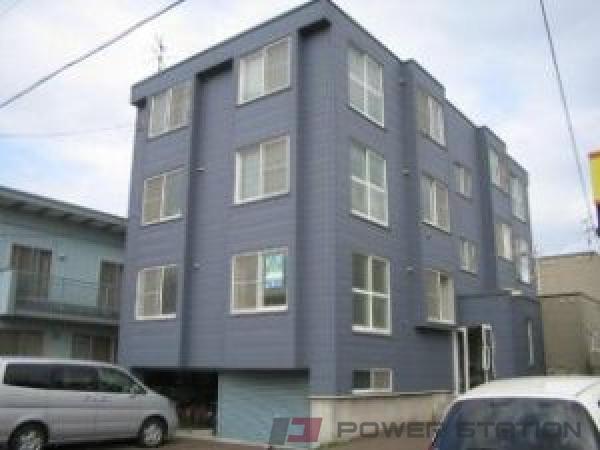 札幌市東区東苗穂4条1丁目0賃貸マンション外観写真