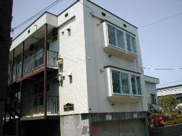 札幌市東区北23条東1丁目0賃貸アパート外観写真