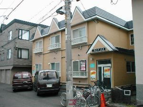 札幌市東区北23条東3丁目1賃貸アパート外観写真