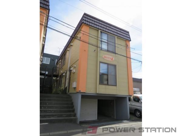 札幌市東区北24条東3丁目1賃貸アパート
