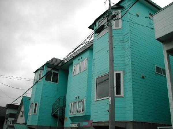 札幌市東区北23条東6丁目0賃貸アパート