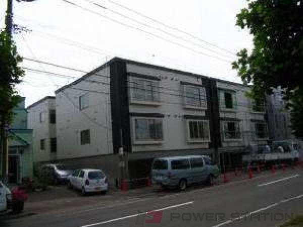 札幌市東区伏古8条4丁目0賃貸アパート外観写真