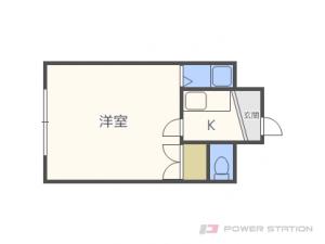 札幌市東区北22条東8丁目0賃貸マンション間取図面