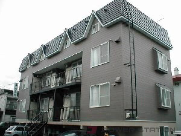 札幌市東区北22条東9丁目1賃貸アパート外観写真