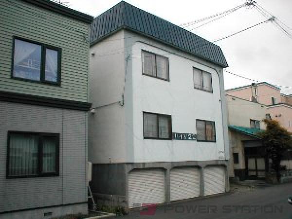 札幌市東区北22条東9丁目0賃貸アパート外観写真