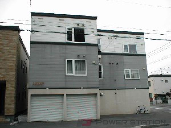 札幌市東区北24条東9丁目0賃貸アパート外観写真