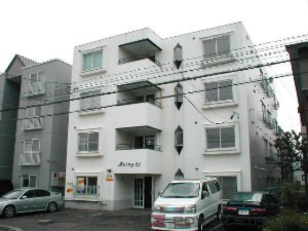 札幌市東区北21条東12丁目0賃貸マンション外観写真