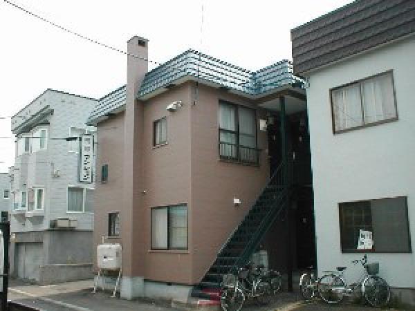 札幌市東区北22条東13丁目1賃貸アパート