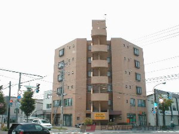 札幌市東区北23条東12丁目1賃貸マンション外観写真