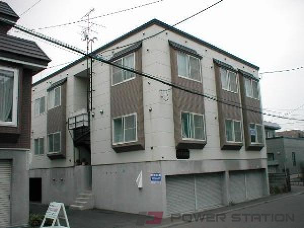 札幌市東区北23条東13丁目0賃貸アパート外観写真