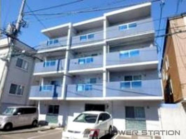 札幌市東区北21条東14丁目0賃貸マンション外観写真