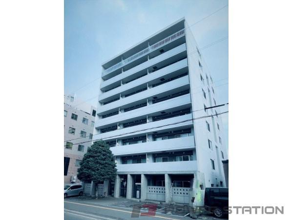 札幌市東区北23条東16丁目0賃貸マンション外観写真