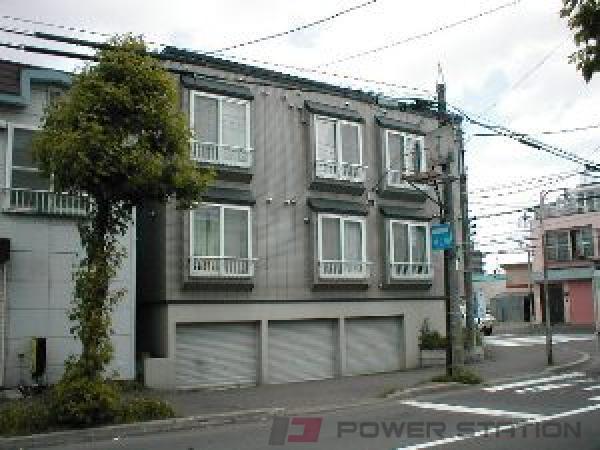 札幌市東区北21条東17丁目0賃貸アパート外観写真