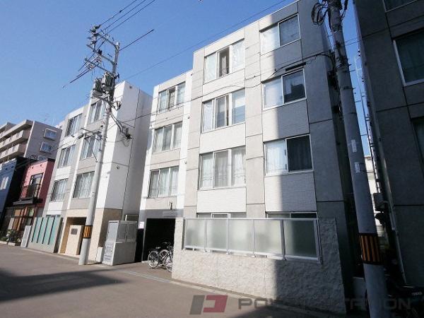 札幌市東区北9条東1丁目0賃貸マンション外観写真