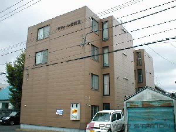 札幌市東区北21条東19丁目0賃貸マンション