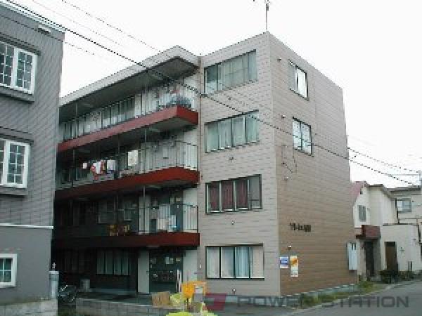 札幌市東区北23条東19丁目1賃貸マンション