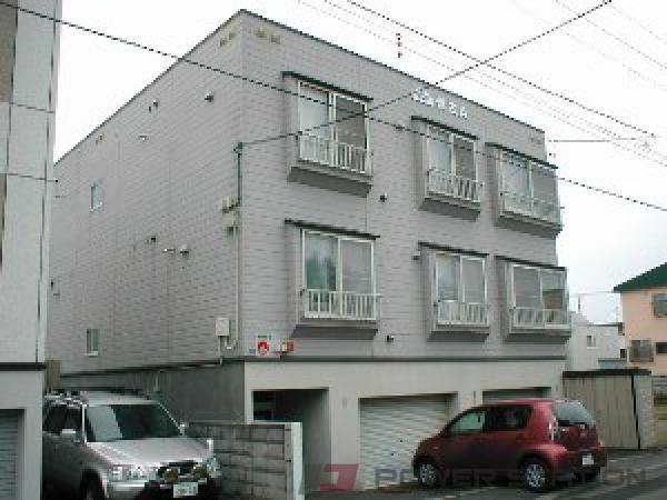 札幌市東区伏古8条3丁目0賃貸アパート外観写真