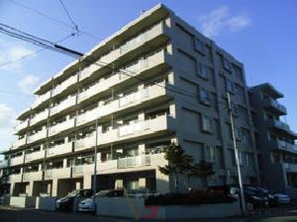 札幌市東区伏古8条4丁目0分譲リースマンション外観写真