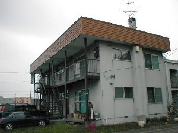札幌市東区伏古9条5丁目0賃貸アパート外観写真