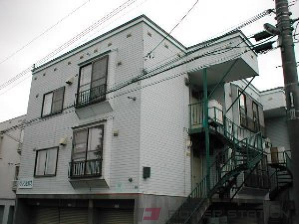 アパート・伏古グリーンヒルズ
