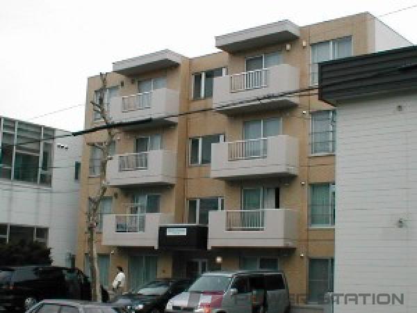 札幌市東区伏古10条4丁目1分譲リースマンション外観写真