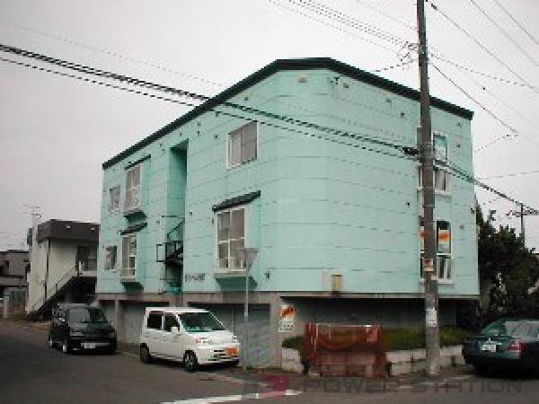 札幌市東区伏古10条4丁目1賃貸アパート外観写真