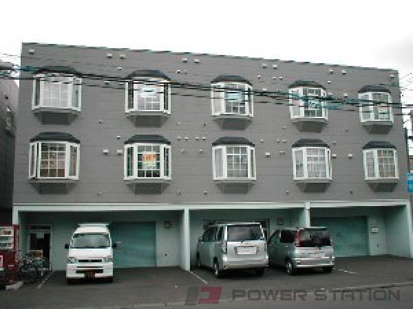 札幌市東区北28条東1丁目1賃貸アパート外観写真
