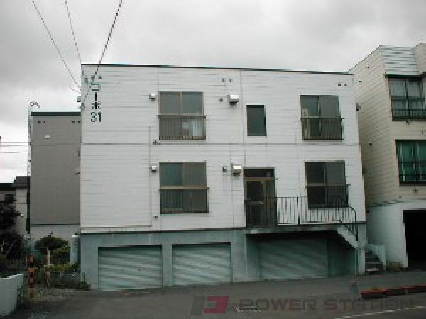 札幌市東区北31条東1丁目0賃貸マンション外観写真
