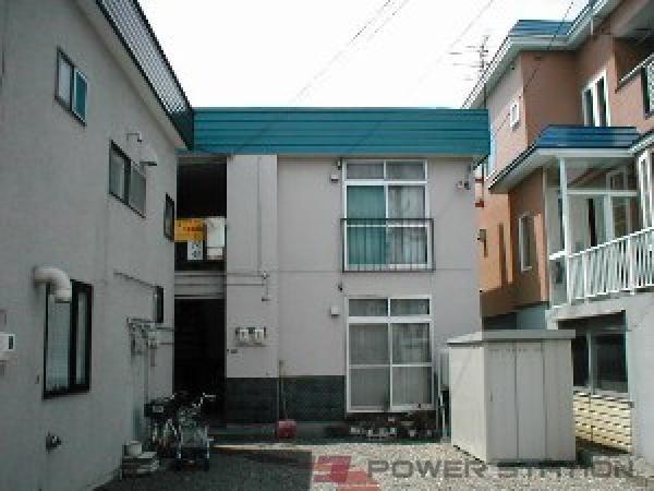 札幌市東区北30条東6丁目0賃貸アパート外観写真