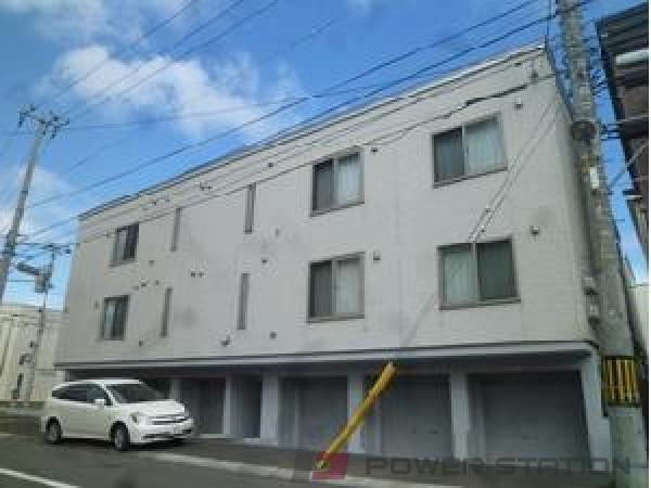 札幌市東区北31条東8丁目0賃貸アパート外観写真
