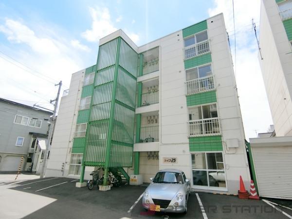 札幌市東区北25条東12丁目0賃貸マンション