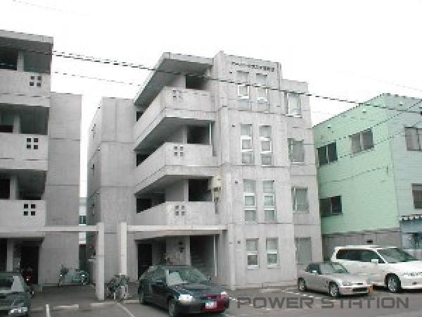 札幌市東区北27条東12丁目0賃貸マンション外観写真