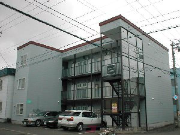 元町1Rマンション外観
