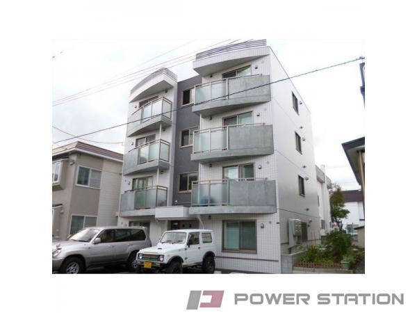 札幌市東区北36条東12丁目0賃貸マンション外観写真