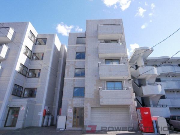 札幌市東区北24条東18丁目0賃貸マンション外観写真