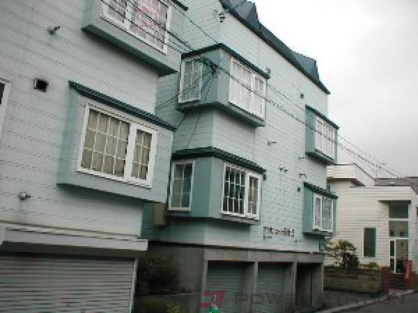 札幌市東区北25条東19丁目0賃貸アパート外観写真