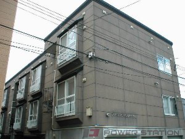 札幌市東区伏古11条4丁目1賃貸アパート外観写真