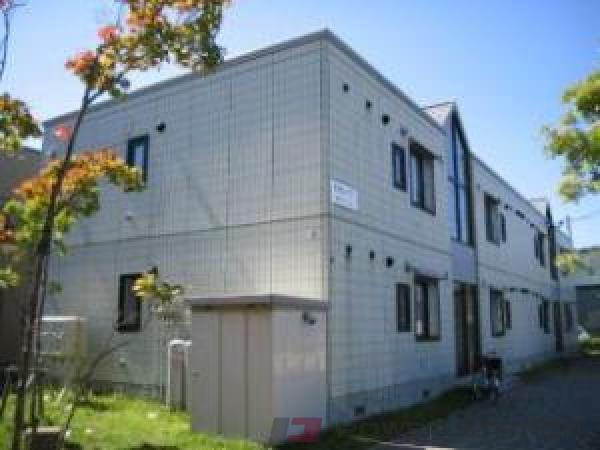 札幌市東区東苗穂8条2丁目0賃貸マンション外観写真