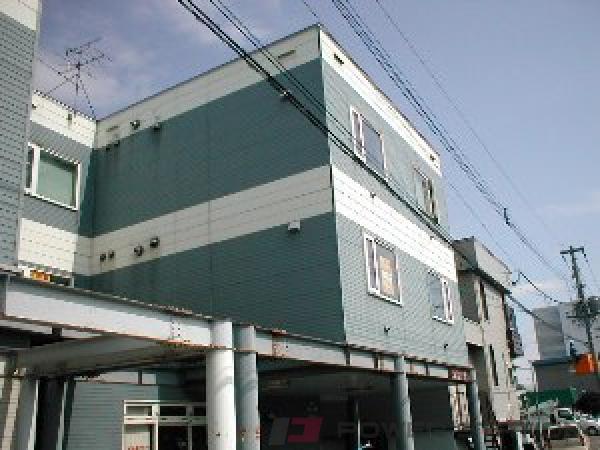 札幌市東区北32条東1丁目0賃貸アパート外観写真